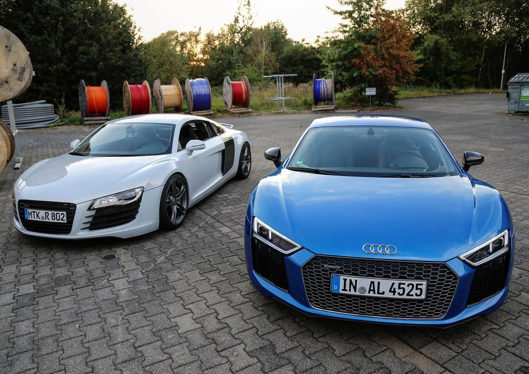 endstufe 2 audi de audir8 r8 r8v10 r8v10plus r8v8 roadtrip automanntv k ln automann tv. Black Bedroom Furniture Sets. Home Design Ideas