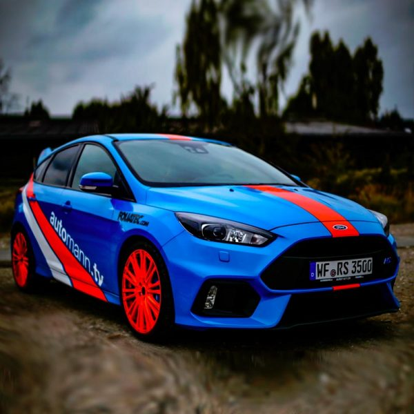 2016 – Ford Focus RS