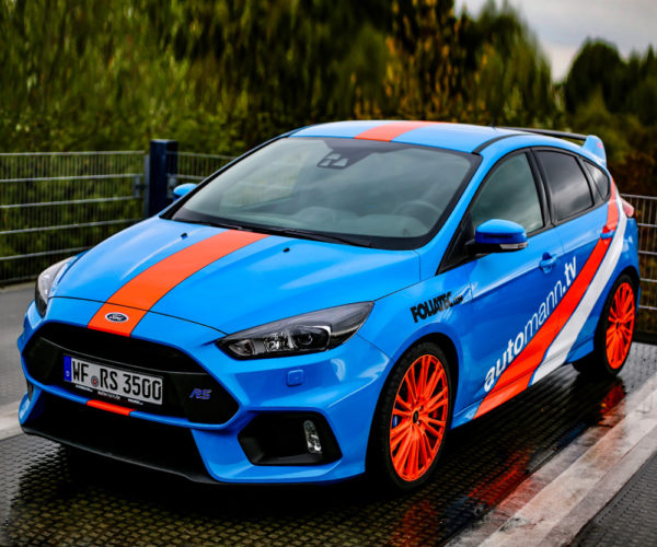 Automann-TV Ford Focus RS