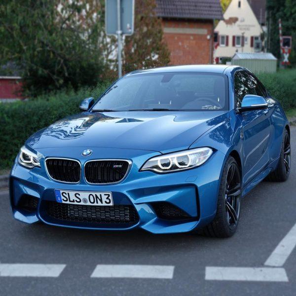 2018 – BMW M2