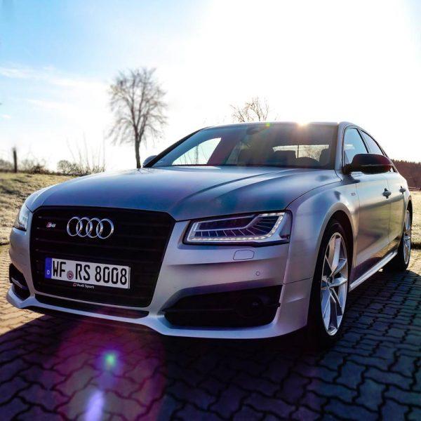 2017 – Audi S8+
