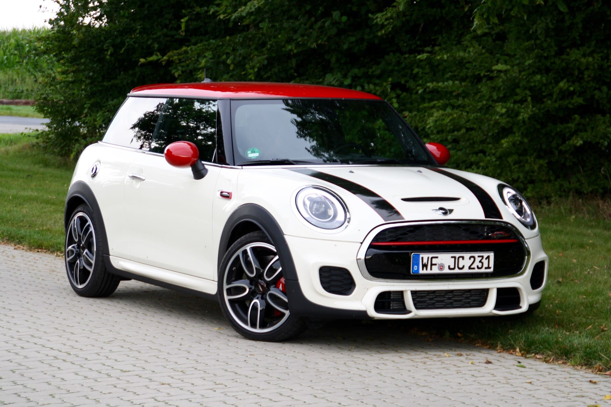 2016 Mini F56 John Cooper Works Automann Tv