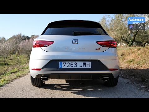 SEAT Leon Facelift Cupra 300 – pure SOUND (60FPS)