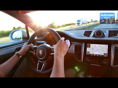 Porsche Macan GTS – Cross-Germany ROADTRIP (60FPS)