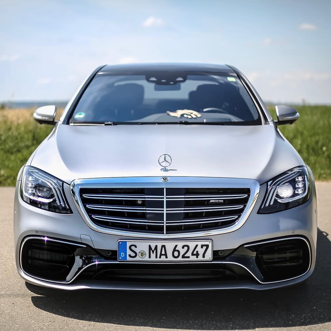 Ready to drive the 612hp BEAST😎 @mercedesbenz_de @mercedesamg #mbsocialcar #mbcar #s63 #s63amg #mercedesbenz #mercedesamg #mercedess63amg #4MATICplus #mattesilver #matte #automanntv