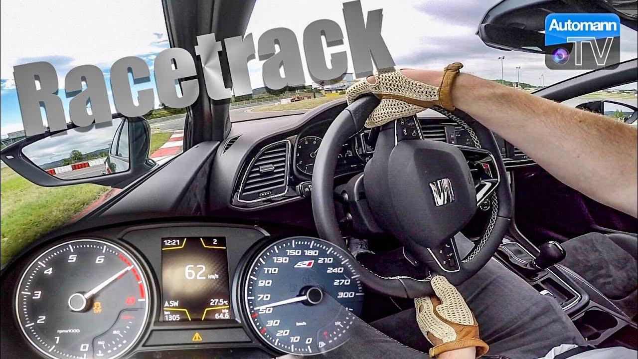 2018 SEAT Leon Cupra 300 – #AutomannRacing (60FPS)