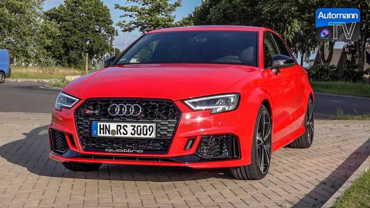 Audi RS3 Sedan (400hp) – DRIVE & SOUND (60FPS)