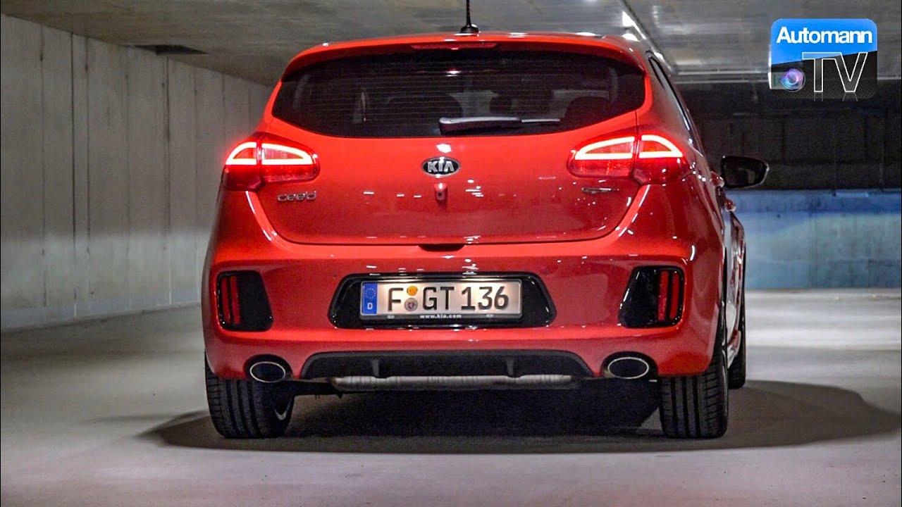 2017 KIA cee'd GT (204hp) – pure SOUND (60FPS)