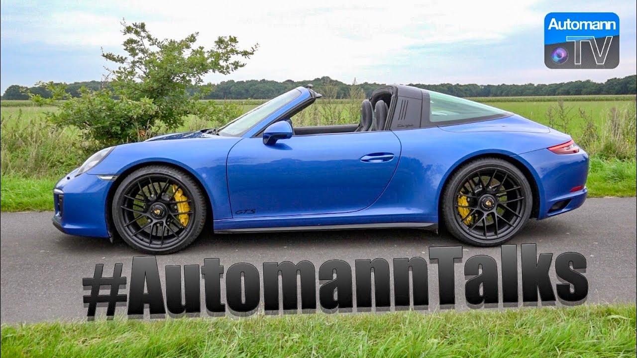 Porsche 991.2 Targa 4 GTS (450hp) – #AutomannTalks