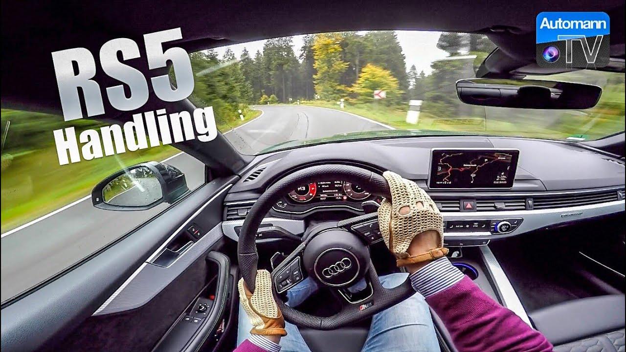 2018 Audi RS5 (450hp) – DRIVE & TALK (60FPS)