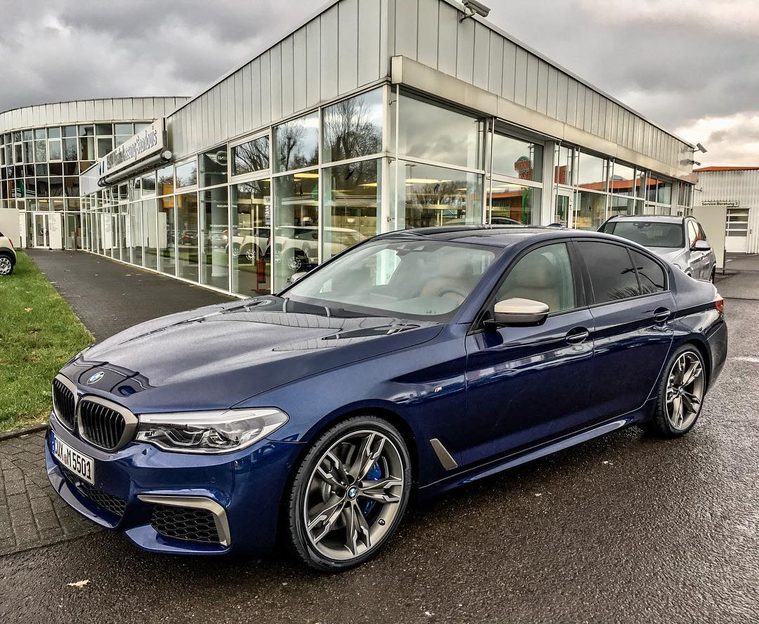 epic day delivery of our new m550i bmw bmwm550 m550i m550i automannsgarage automanntv. Black Bedroom Furniture Sets. Home Design Ideas