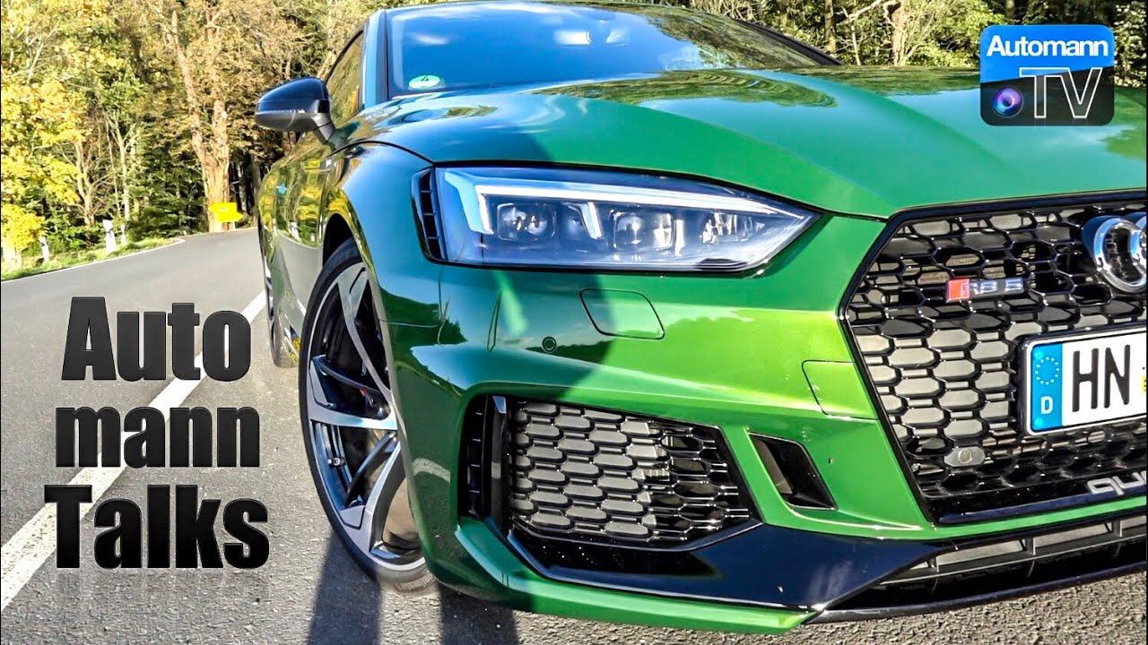 2018 Audi RS5 (450hp) – #AutomannTalks
