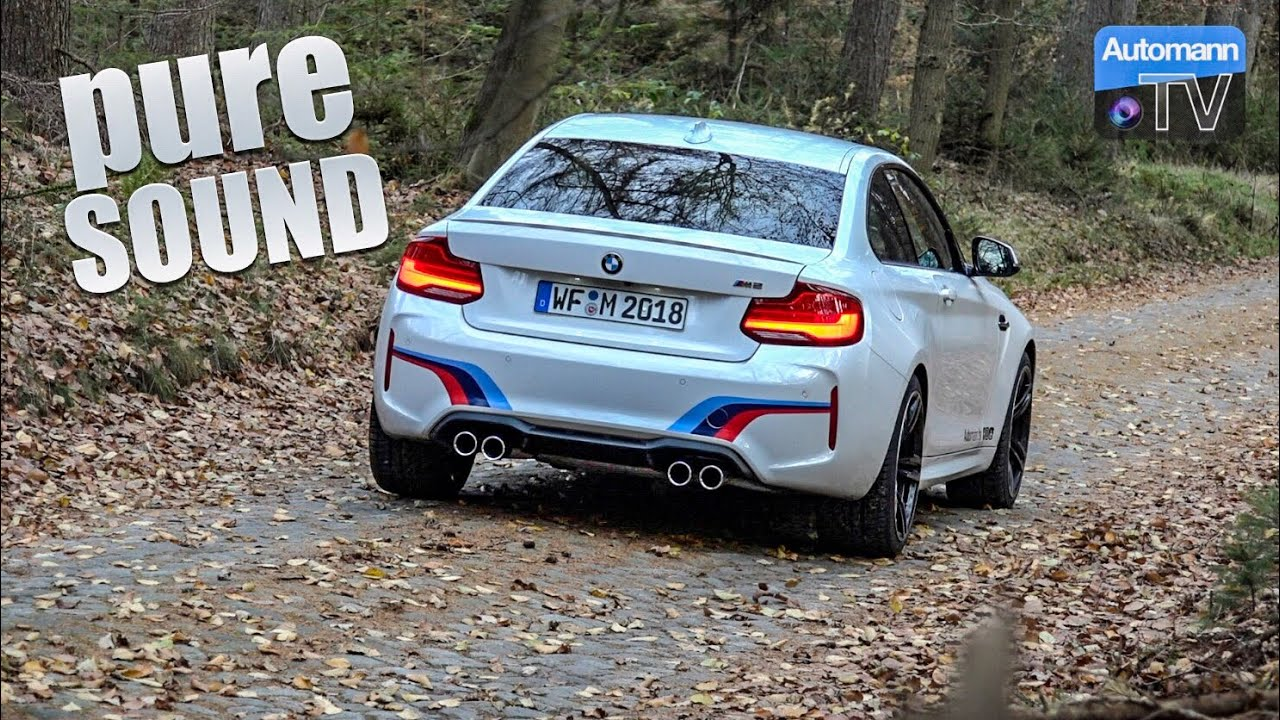 2018 BMW M2 Facelift / LCI – pure SOUND (60FPS)
