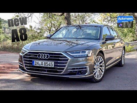 2018 Audi A8 L 50 TDI – DRIVE & SOUND (60 FPS)