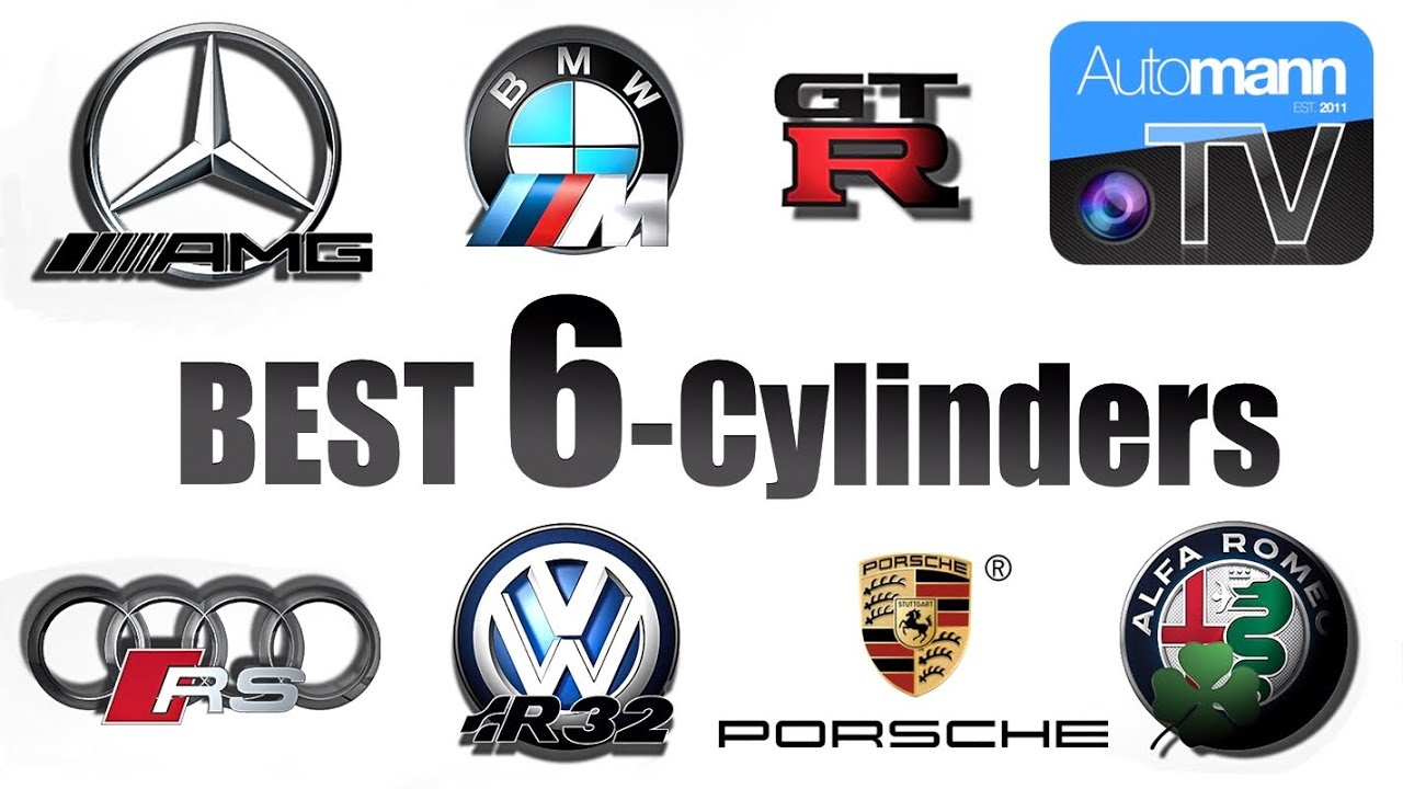 The best 6-Cylinders – pure SOUND (60FPS)