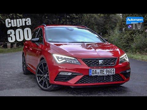 2018 SEAT CUPRA 300 ST 4Drive – DRIVE & SOUND (60FPS)