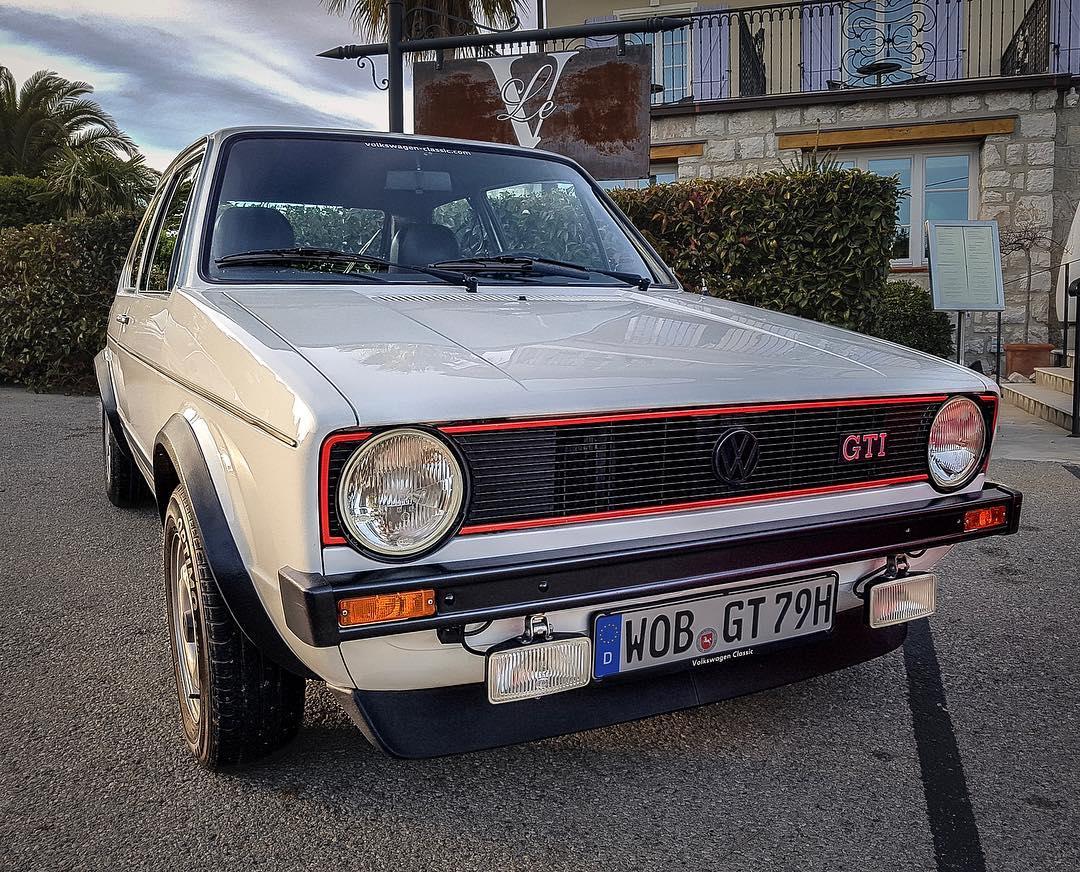 This GTI beats them all💥🤩 1979 Golf Mk1 GTI…exactly the one my farther had back in the late 70s🤘 @volkswagen_de #vwscirocco #vwup #upgti #vwupgti #gti #newgti #gtitreffen #gtilove #gtilovers #automanntv #monaco #montecarlo