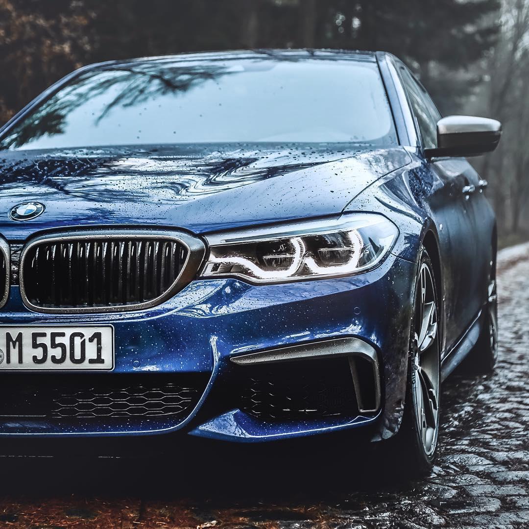 Our classy M550i👌 #bmw #m550i #m550ixdrive #m550 #m550d #5er #5erbmw #5series #mperformance #automanntv #automannsgarage