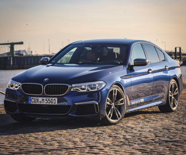 Automann BMW M550i