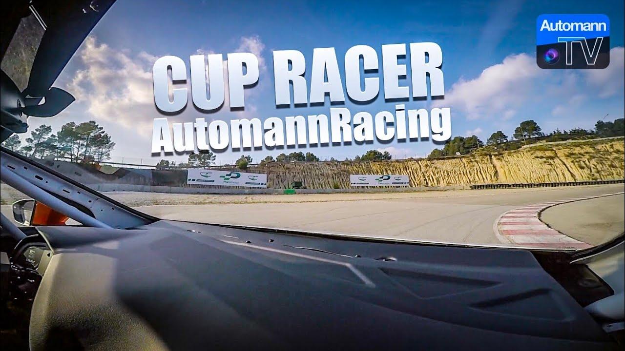 Seat Leon Cup Racer – #AutomannRacing (60FPS)
