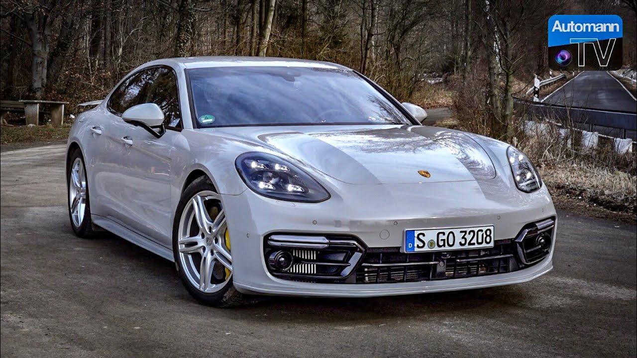 2018 Porsche Panamera Turbo – DRIVE & SOUND (60FPS)