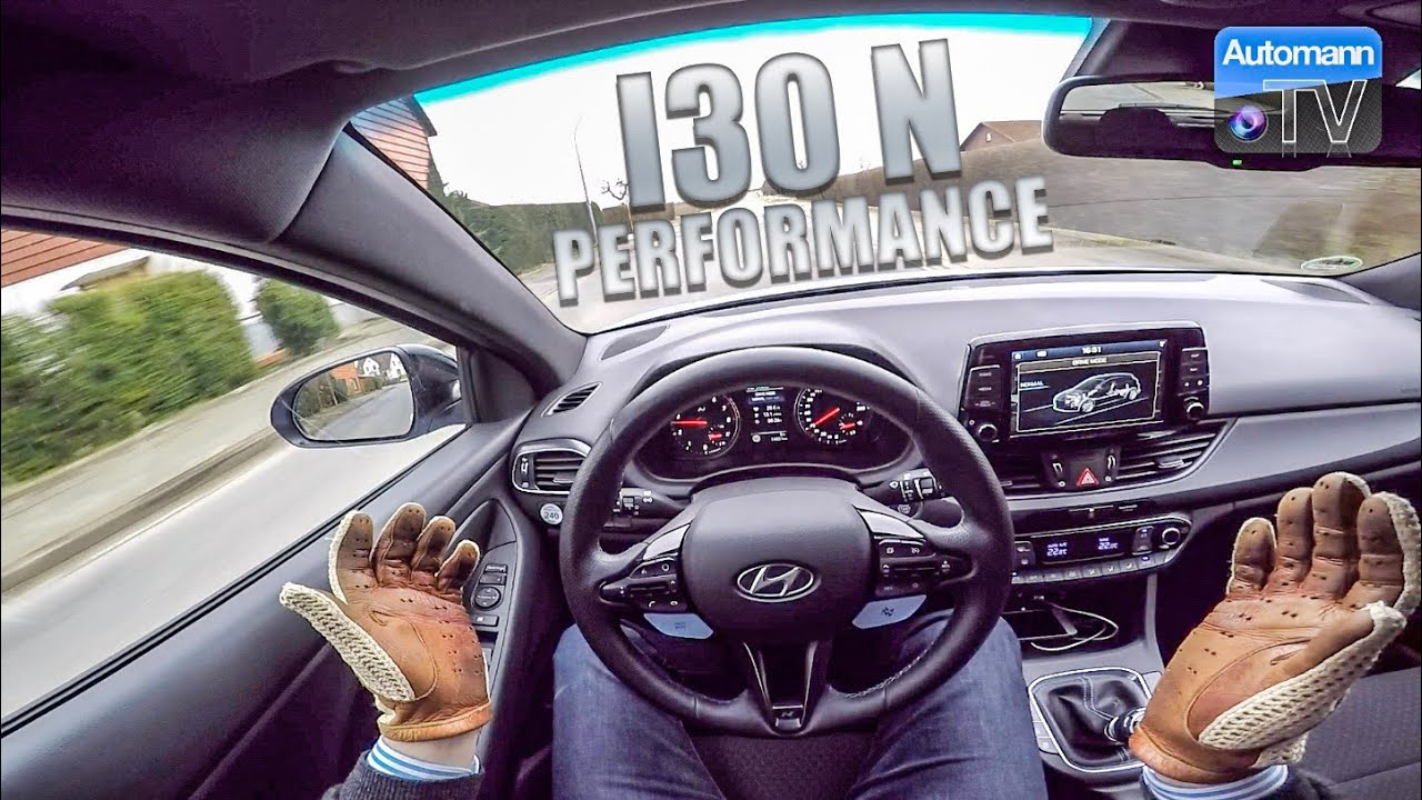 Hyundai i30 N Performance – DRIVE & TALK (60FPS)