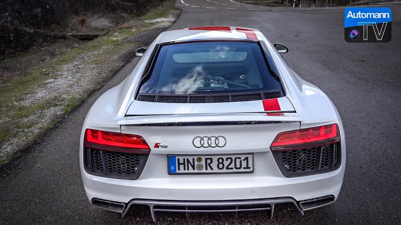 Audi R8 RWS – pure SOUND (60FPS)