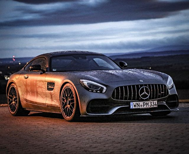 Thunder💥& Storm🌪…the 612hp @performmaster Monster takes your breath even at standstill😈 #mercedes #mercedesamg #amg #amggt #gts #gtr #amggtr #amggtc #mattepaint #performmaster #amgfans #automanntv #v8turbo