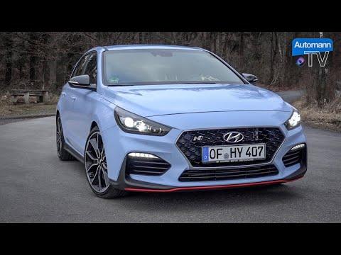 Hyundai i30 N Performance – DRIVE & SOUND (60FPS)
