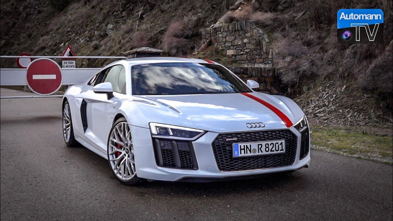 Audi R8 RWS (2WD) – DRIVE & SOUND (60FPS)