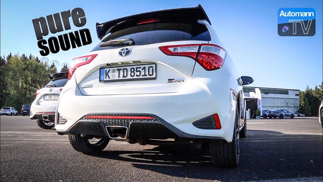 Yaris GRMN (212hp) – pure SOUND (60FPS)
