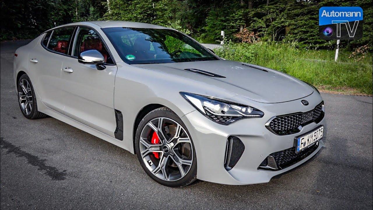 KIA Stinger GT (370hp) – #AutomannTalks
