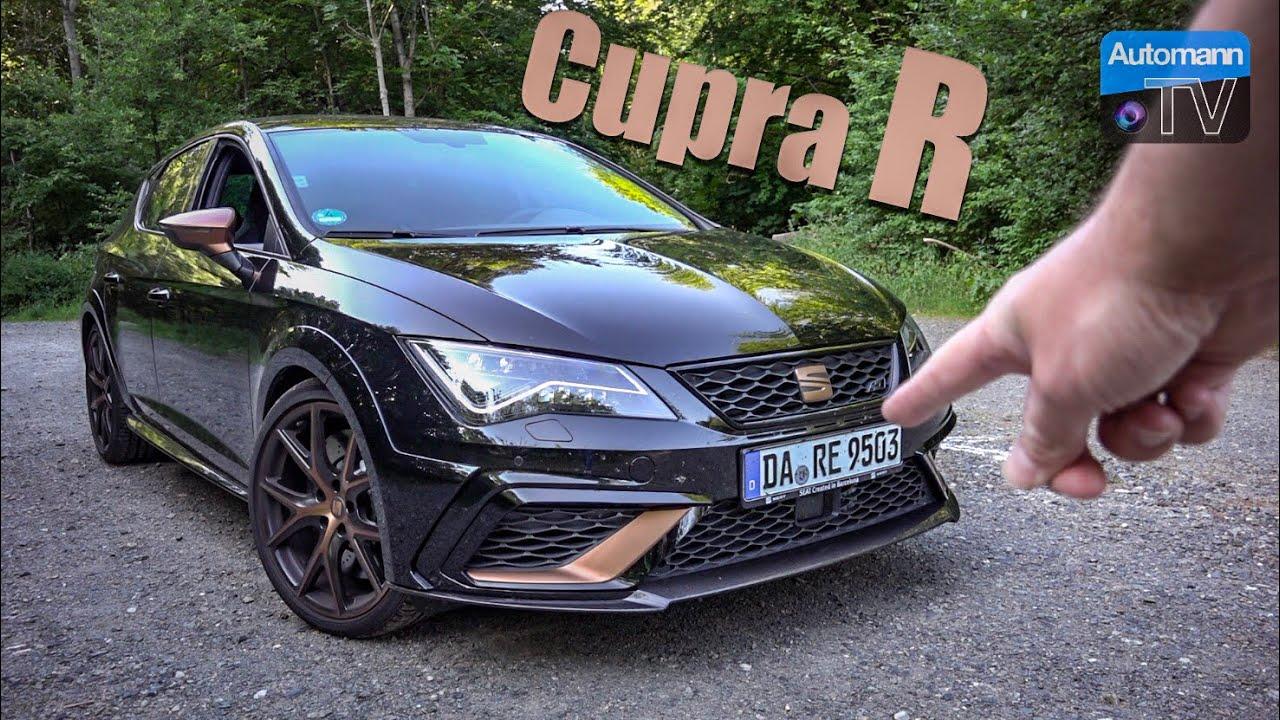 2018 Seat Leon Cupra R (310hp) – #AutomannTalks