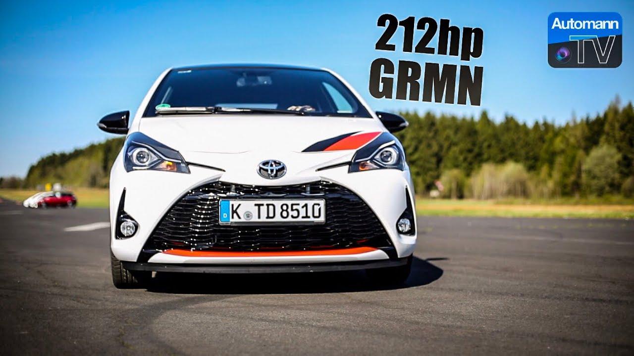 Yaris GRMN (212hp) – DRIVE & SOUND (60FPS)