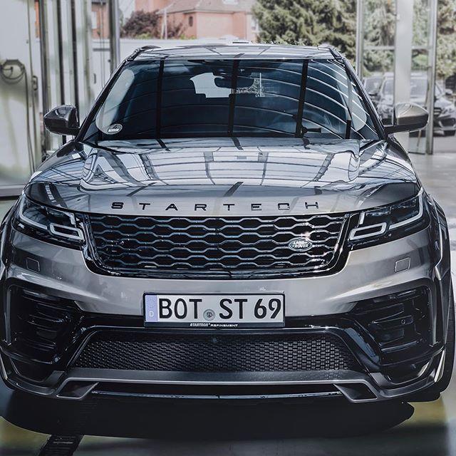 What a MONSTER😈…the Range Rover VELAR…Pardon the @startech_tuning VELAR😍 #rangerover #rangerovervelar #velar #startech #startechtuning #automanntv