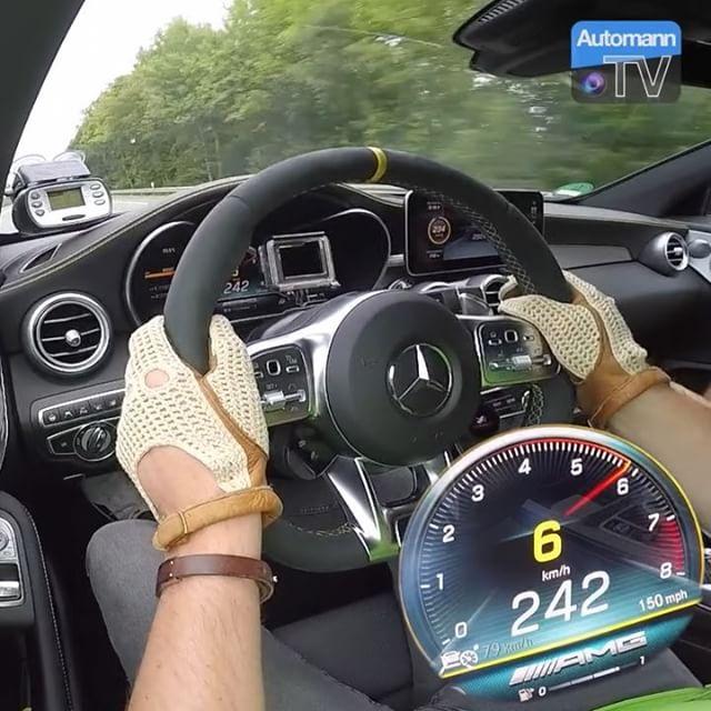 Our 0-280 km/h RACE START Video is now out on YouTube🏁😵👌…Link in BIO☝️ @mercedesbenz_de @mercedesamg #amg #c63s #c63coupe #class2019 #mbcars #mbcar #mbsocialcar #c63amg #c63amgcoupe #mercedesamg #mattegrey #matteblack #edition1 #c63edition1 #automanntv