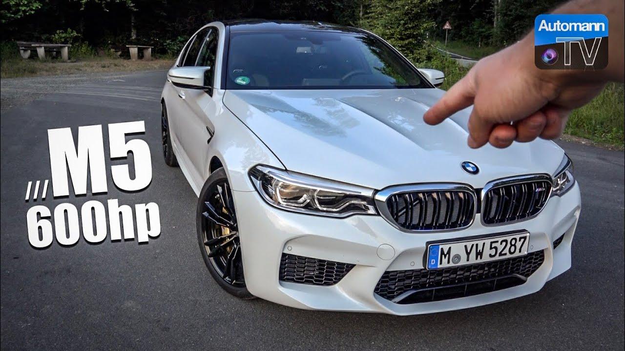 2018 BMW M5 F90 – #AutomannTalks