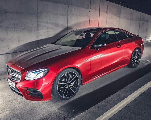 E53 over E63☝️🤔…I'm in love, this is possibly the best current gen E-Class which is out there😵 Yes, I would even take this over the E63s T-Modell which we drove earlier this years, this drives nicer, has a more luxurious interior, looks better, has a sweet exhaust note AND costs 30% less….so, no more arguments needed for me🤩 @mercedesamg @mercedesbenz_de #mbcar #mbcars #mbsocialcar #e53 #e53amg #mercedesamg #eclasscoupe #e53coupe #automanntv #hyacinthred