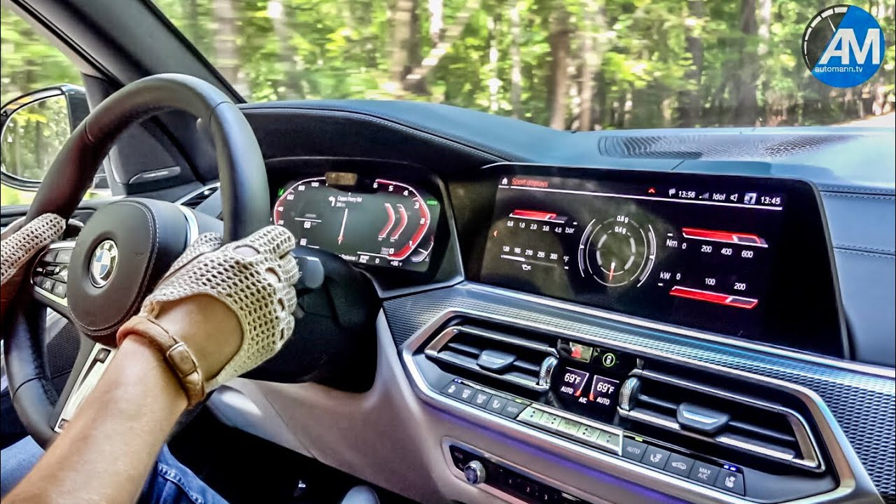 2019 BMW X5 M50d (400hp) – #AutomannTalks🇺🇸🇩🇪