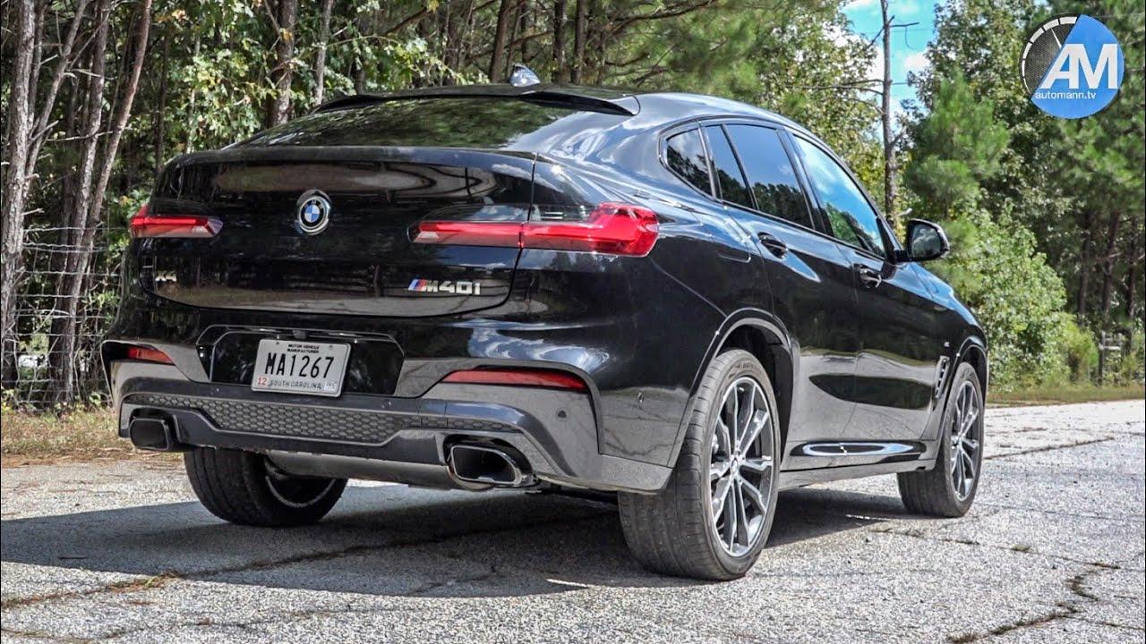 BMW X4 M40i (360hp) – pure SOUND💥🙉