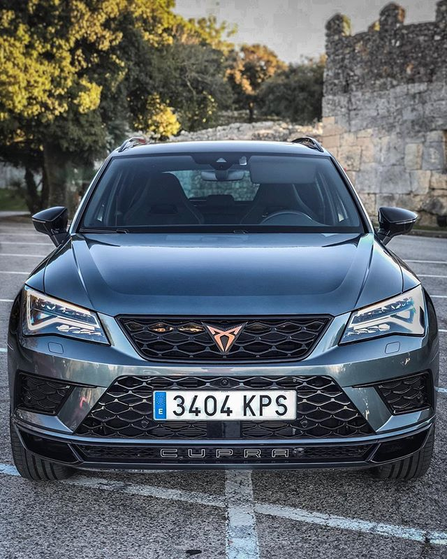 Dotttzz👊…here it comes🔥 The first CUPRA-branded car Seat has released & we are driving it through the hills north of Barcelona🤙 @seat_de @seat_official @cupra_official #cupraateca #cupra #seatcupra #ateca #barcelona #automanntv