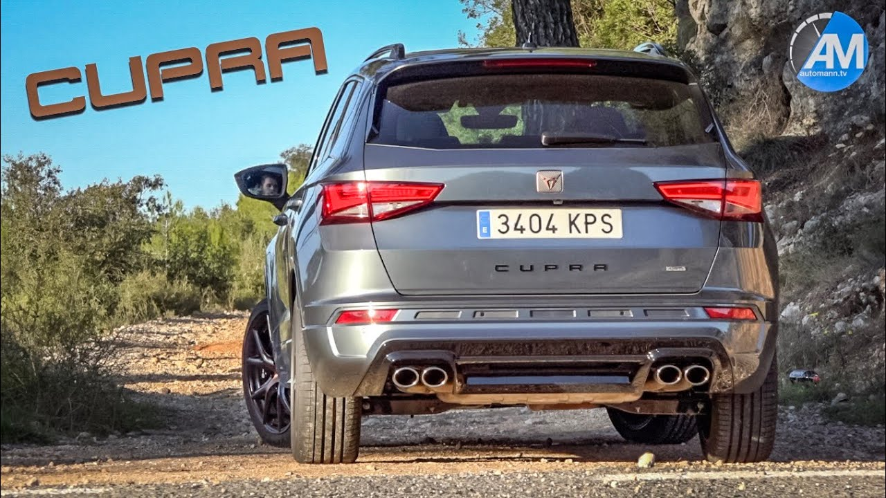 CUPRA Ateca (300hp) – pure SOUND!