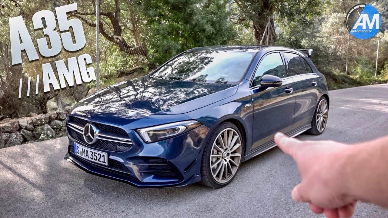 Mercedes-AMG A35 – #AutomannTalks 🇬🇧🇩🇪