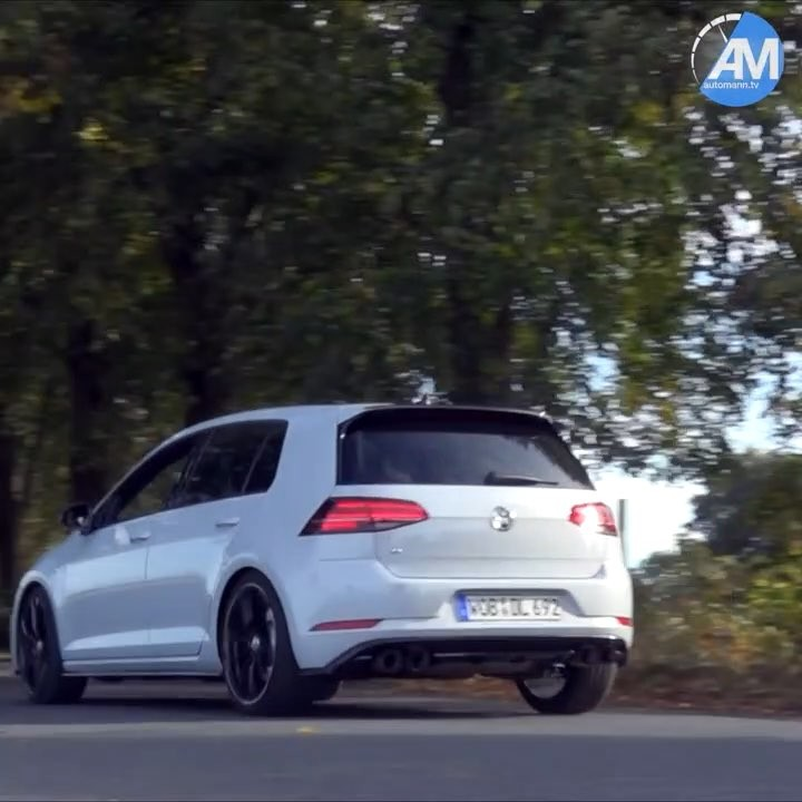 Full Golf R Drive & Sound video now finally out on YouTube🙌 @volkswagen_de #volkswagen #volkswagengolfr #golfr #golfrakrapovic #akrapovicexhaust #akrapovic #golf7r #golf7rfacelift #automanntv #launchcontrol