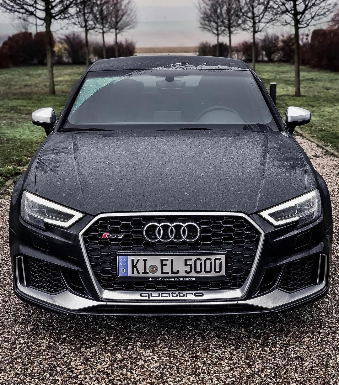 R S 3 – L A Z Y D A Y 😴 @audi_de @audisport #Audi rs#audi #audisport #rs3 #rs3limousine #rs3sedan #rs38v #pantherschwarz #pantherblack #blackbeauty #blackpanther #automannsgarage #automanntv