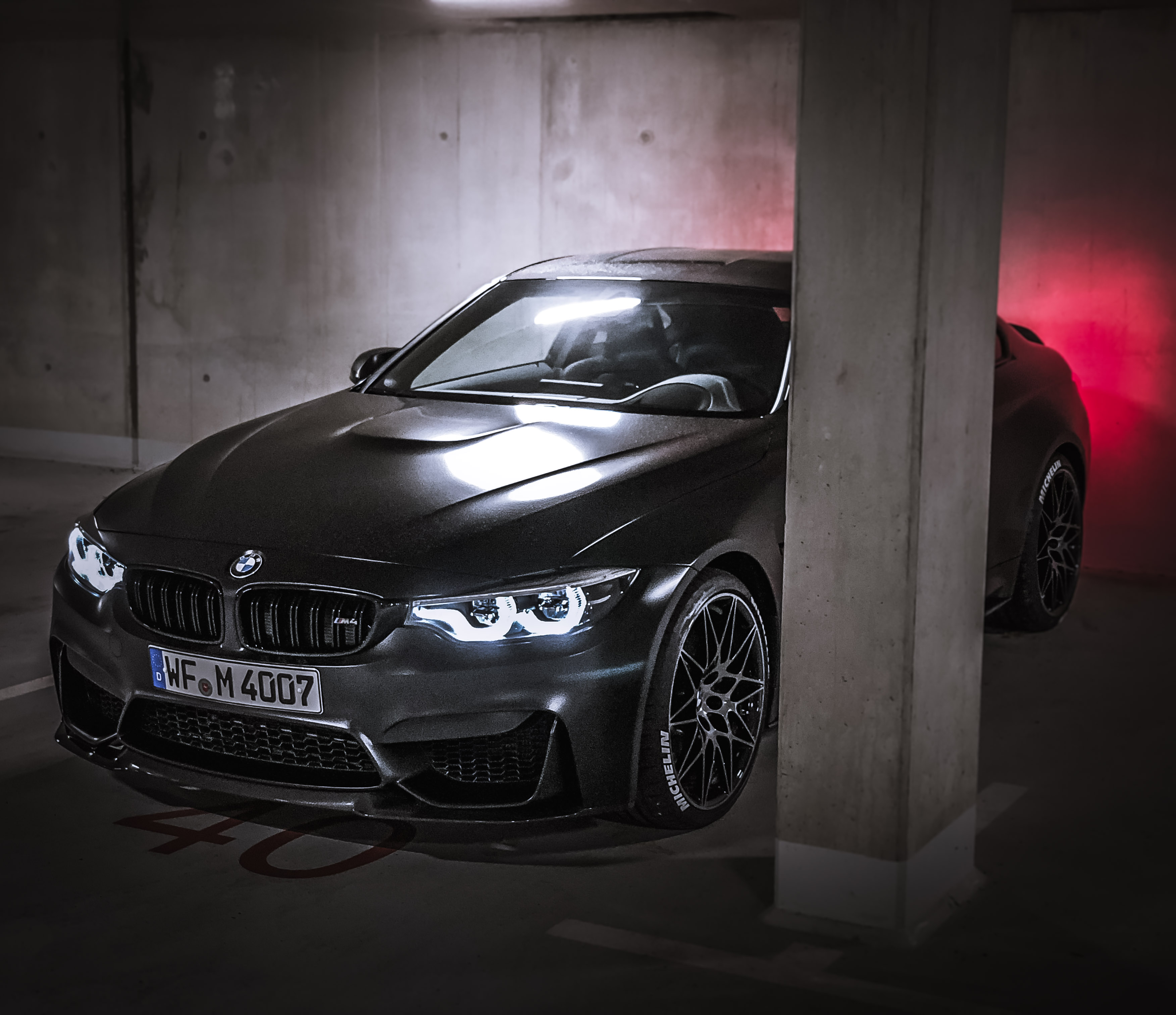 Bmw M4 Sport: Sound Check & Acceleration