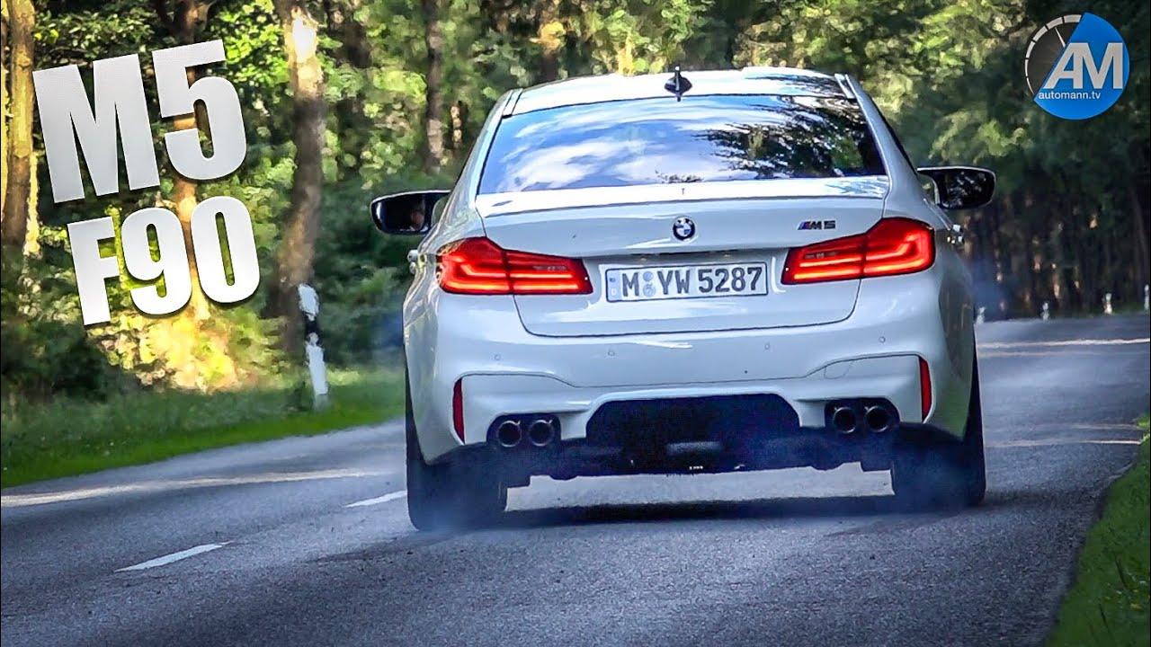 2018 BMW M5 F90 (600hp) – DRIVE & SOUND!