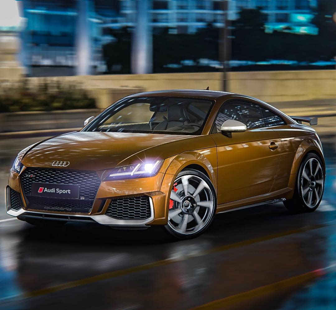 Those configurators have become so realistic😱…sleepless night since the new TTRS is up for order🤩…my dream spec☝️#audisport #ttrs #audittrs #newttrs #ttrsfacelift #ttrs2019 #audittrsfacelift #automanntv