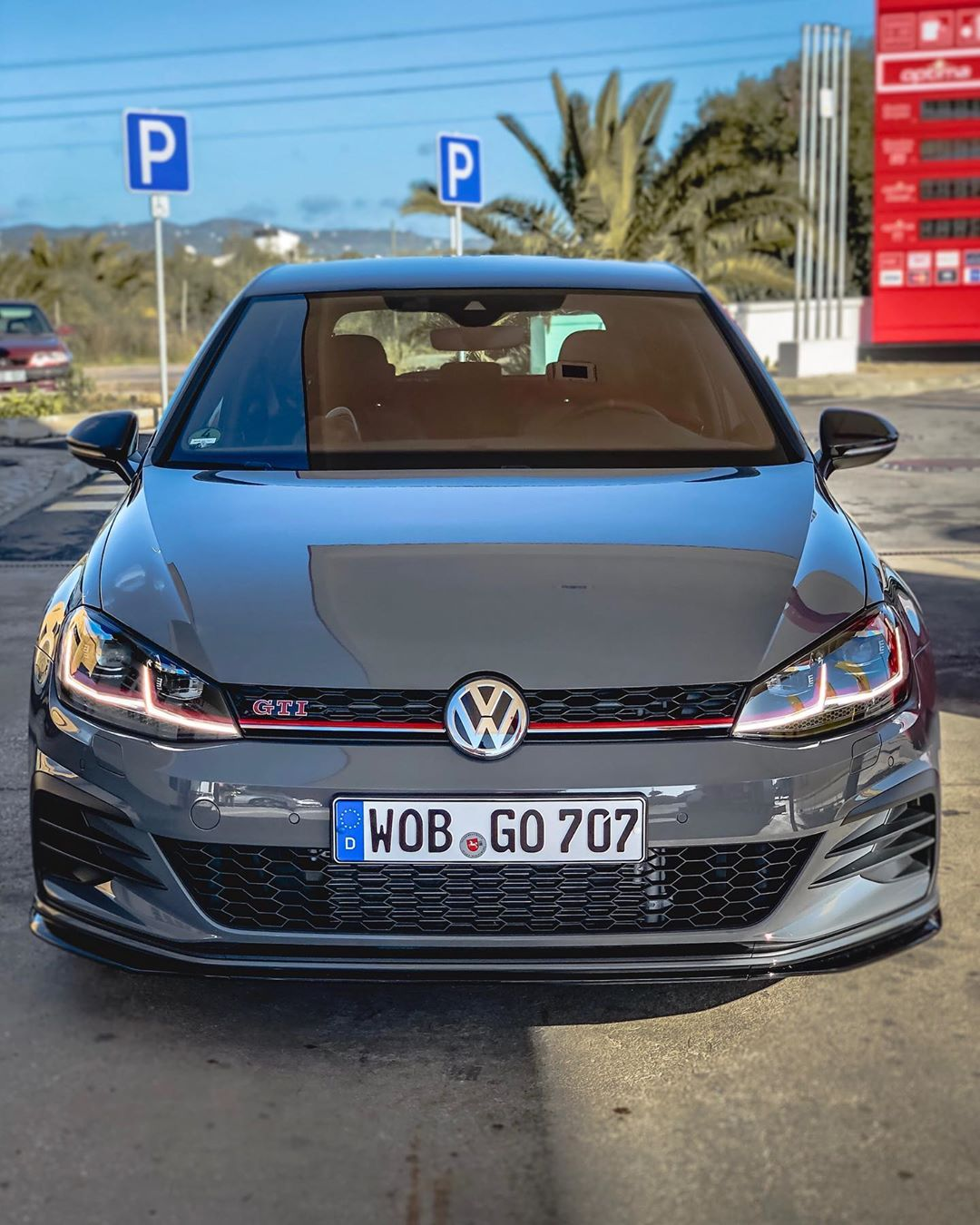 Looking forward to get that TCR on the German Autobahn😋🤘 #volkswagen #golfgti #golfgtitcr #gti #gtitcr #golf7gti #gticlubsport #automanntv #portugal