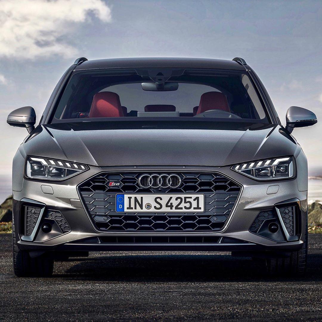 New S4 TDI Facelift🤩…finally the new A4/S4 Facelift is out and this particular one looks gorgeous👌 Photo by @audi_de #audi #audis4 #audis4b9 #audis4avant #s4facelift #s4 #s4avant #automanntv